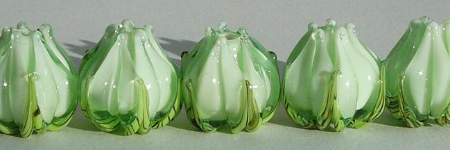 Celedon Flower Buds